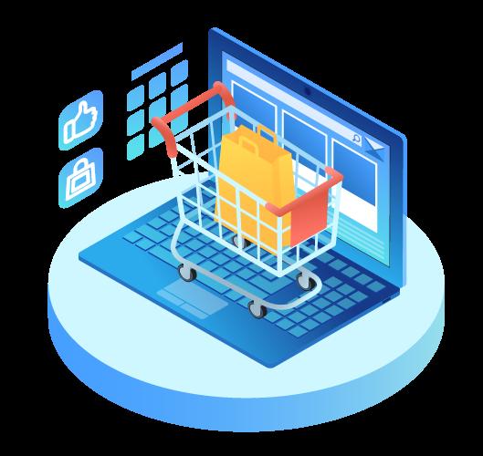 comercia ventas online eccomerce